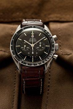 Sharp watch, clean lines.