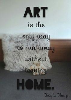 #art #is #home