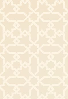 Wallcovering / Wallpaper | Cordoba in Flax | Schumacher