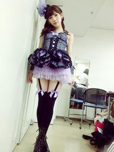 岡田奈々(AKB48)のトーク 新世代トークアプリ755(ナナゴーゴー)
