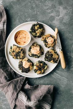 I'm not going to lie, the inspiration for these potato cakes was the sole purpose of wantinga vehicle to serve with our favoritesmokey cashew cream sauce. We love this simple sauce and had all the ingredients on hand to whip it up. Besides, the farm is still producing kale (which is more flavorful than ever …