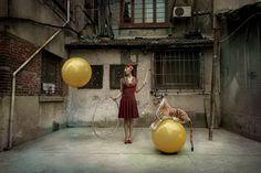 Maleonn, el grotesco fotógrafo chino | El Dado del Arte