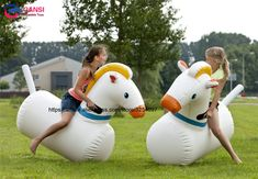 Inflatable Pony Hops Bounce Derby Horse for Adult and Kid Riding Sports Game For Sale