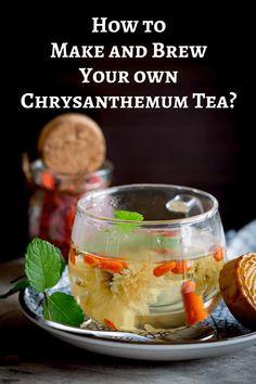 ☆Traditional Chinese flower tea-chrysanthemum tea with goji berry Tea Recipes, Asian Recipes, Japanese Recipes, Chinese Recipes, Dinner Recipes, Chinese Herbal Tea, Chinese Food, Scones, Chrysanthemum Tea