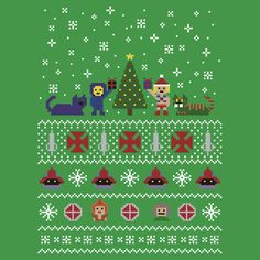 Adventure Time Ugly Christmas Sweater + Card | Adventure Time ...