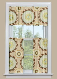 Find This Pin And More On Contemporary Kitchen Curtains By Contempocurtain.