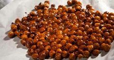 τραγανά καραμελωμένα φουντούκια απ' την γιαγιά Ηώ - Pandespani.com