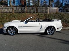 Cars for Sale: 2008 Ford Mustang GT Premium Convertible in Kensington, MD 20895: Convertible Details - 336954644 - AutoTrader.com