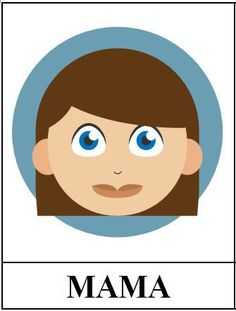 Ja i moja rodzina - gigapaka przedszkolaka! - Pani Monia Cartoon Sun, Preschool Crafts, Montessori, Puzzle, Books, Character, Speech Language Therapy, Therapy, Sons