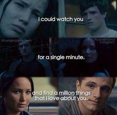 Katniss and Peeta Hunger Games Memes, Hunger Games Pin, Hunger Games Fandom, Hunger Games Catching Fire, Hunger Games Trilogy, Katniss And Peeta, Katniss Everdeen, Tribute Von Panem, Jenifer Lawrence