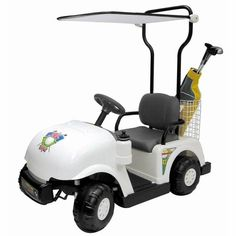 Have to have it. Battery Powered Golf Cart $229.99