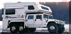 Now that's an RV!
