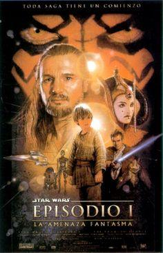 1999-09-28 - La guerra de las galaxias - Episodio 1 (La amenaza fantasma)