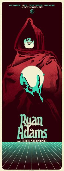 Ryan Adams & The Shining - Ivan Minsloff - 2014 ----