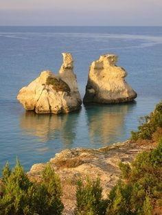 De 10 mooiste stranden van Puglia | Puglia | Ciao tutti - ontdekkingsblog door Italië