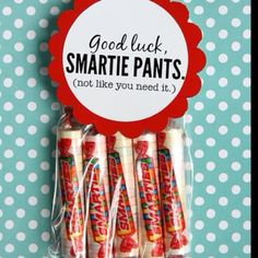 For finals week, totally making these