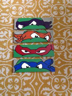 Ninja Turtle Signs