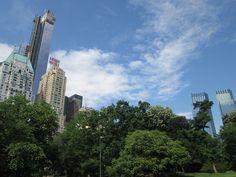 Central Park, NYC. Nueva York by voces, via Flickr