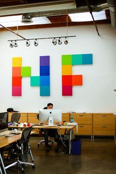 Workplace of Steven Harrington — Artist and Designer, House & Studio, Atwater Village & Pasadena, Los Angeles