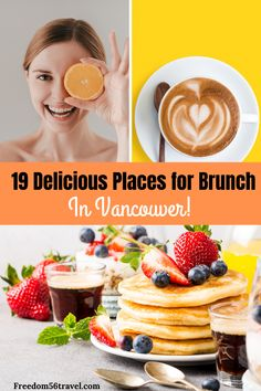 Vancouver has some great breakfast and brunch restaurants! Learn where the best ones are and what the best menu items to try! babies flight hotel restaurant destinations ideas tips Ottawa, Ontario, Toronto, Canadian Travel, Canadian Rockies, Vancouver Travel, Breakfast Restaurants, Best Breakfast, Menu Items