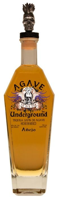 ☆ Agave Underground Anejo Tequila ☆