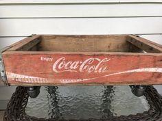 Vintage Coke Soda Crate!