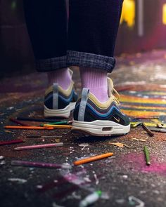 ce61248c9b Air Max 1/97 Sean Wotherspoon Who wants to see more hybrids like these?