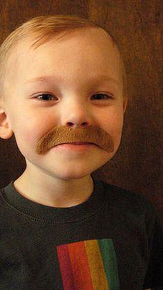 Kid Moustache
