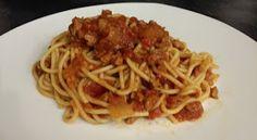 Veganofolie's by Laurie: Sauce bolognaise (vegan)