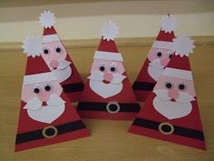 MaKing Papercrafts: Punch Art Salt Dough Christmas Ornaments, Christmas Crafts For Kids, Xmas Crafts, Christmas Projects, Christmas Diy, Paper Crafts, Pop Up Christmas Cards, Punch Art Cards, Diy Weihnachten