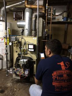 Installed Oil to Gas kit in Irvington, NJ  For more information, check out our website: http://njplumbingchoice.com/oil_to_gas_conversion_zip.asp?zip=07111