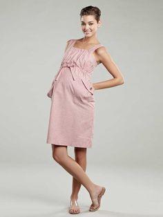 Cargo Pockets Dress by Maternal America on Gilt.com