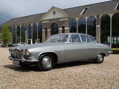 Jaguar Mark TEN 4.2 of  1966