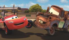 There are moments when you get steered off your Life Plan. But if you didn't, you'd never land in Radiator Springs and meet Mater. Okay, that's just what we wish would happen.