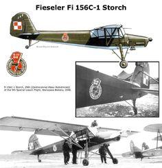 Fi 156c-1 Storch