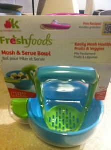 Bowls & Plates Hearty Nuby Garden Fresh Mash And Feed Easy Mash Bowl Relieving Rheumatism