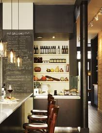 Eat // {at Italian restaurant & wine-bar} Bar Bambino --- in the Mission http://www.barbambino.com/