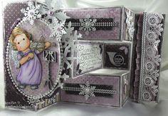 JenniferD's Blog: Tri-Fold Shutter Card Tutorial