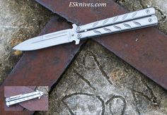 Shanker Forest Butterfly Knife | Extremely-Sharp