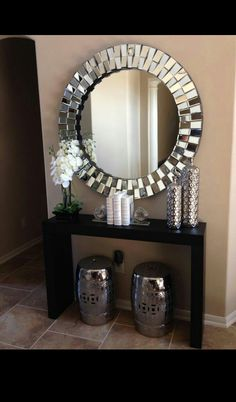 Mirror...mirror on the wall!!!