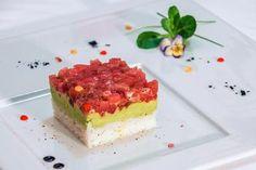 Chirashi con tartare di salmone e avocado - Guide di Cucina