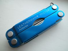 The Micra owners club - page 1 - Leatherman Tools - Multitool.org
