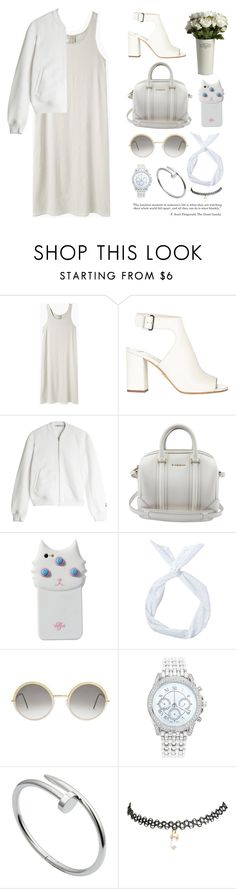 """""""Untitled #993"""" by winnnna ❤ liked on Polyvore featuring мода, La Garçonne Moderne, Prada, T By Alexander Wang, Givenchy, Valfré, Cutler and Gross, Lane Bryant, Cartier и Wet Seal"""