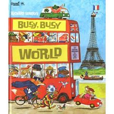 Oh how I wish this wasn't out of print. I heart Richard Scarry.