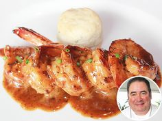 Emeril Lagasse: Most Popular BBQ Shrimp Recipe at Emeril's New Orleans Emeril Lagasse is one of the most successful chefs and Food Network stars of all time, and this month marks the anniversary of where… Creole Recipes, Cajun Recipes, Chef Recipes, Shrimp Recipes, Fish Recipes, Food Network Recipes, Cooking Recipes, Shrimp Creole Recipe Emeril, Cucina