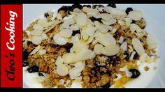 Fruity Granola (For recipe see the description) @cleo_cooking  #granola,…