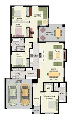 Marcoola 245 Home Design   House Design Marcoola 245 - Home Design