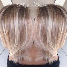 Image result for icy blonde highlights on brown