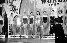 Miss World,1953