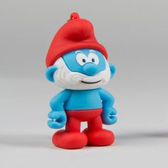 Papa Smurf USB Stick now featured on Fab.